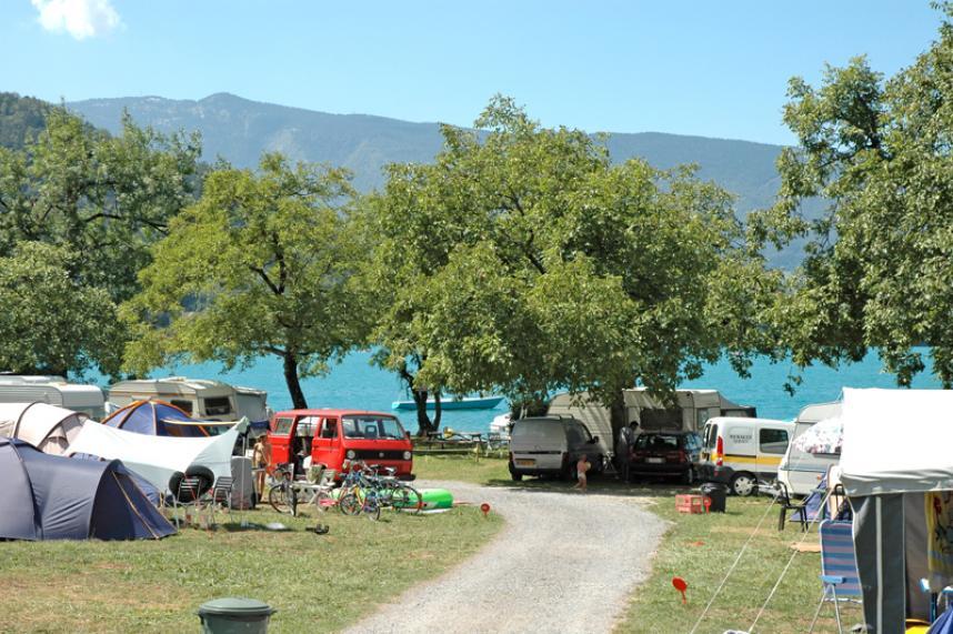 Camping Meer van Annecy - Ik was tien toen mijn opa stierf