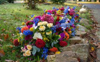 Fotograaf begrafenis