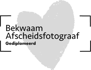 Logo Bekwaam afscheidsfotograaf zwartwit 1 - Afscheidsfotograaf Servaas Raedts